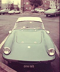 1960 Elva Courier Mark II Roadster
